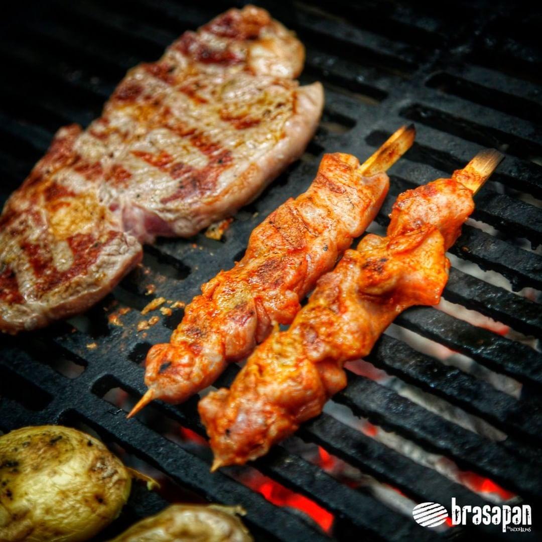 Brasapan Gandia carnes a la brasa