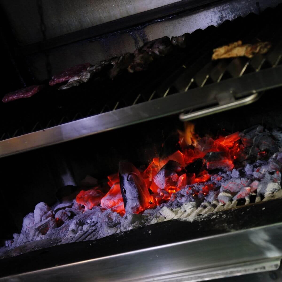 carnes a la brasa en BRASAPAN GANDIA