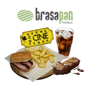 menu cumpeaños infantil Brasapan